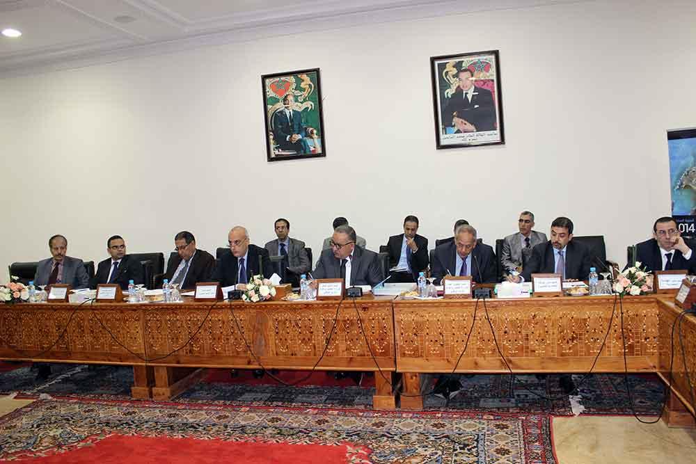 7ème conseil d'administration de l'Agence Urbaine d'Essaouira